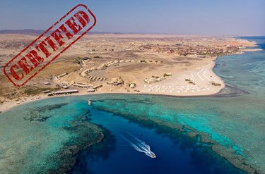 Marsa Shagra passes EHA audit for reopening
