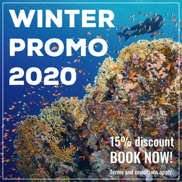 Winter Promo 2020 - Book early and save!
