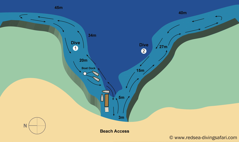Red Sea Diving Safari - Marsa Alam - Dive Sites