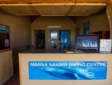 Diving Center Marsa Nakari
