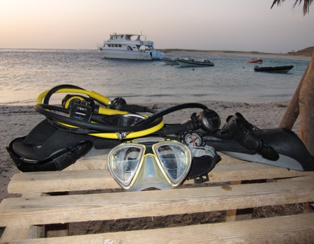 Diving Shade Marsa Nakari