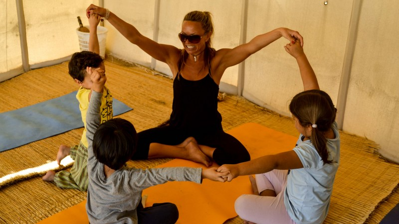 Yoga Workshop - Dive Into Yoga