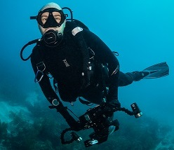 Introduction to Underwater Filmmaking with David Diley