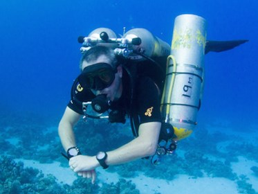 NEW!! Tec & Rebreather Training in Shagra with Mark Powell