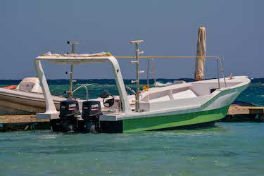 Marsa Shagra gets a new speedboat! With Ladders!